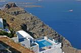 Santorini - From Imerovigli to Phira