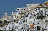 Santorini - On the way to Phira from Imérovigli