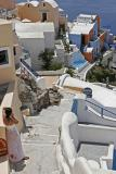Santorini - Discovering the Oia village