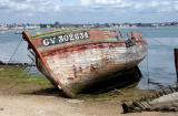 Baie de la presqu'île de Gâvres face à Port-Louis