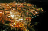 Discovering Fira by night