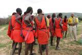 Visite d'un village Masaï