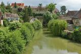 Le village médiéval de Semur en Auxois