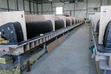 Une étape de la construction du maxi trimaran Groupama 3
