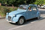 Défilé de vieilles voitures - Old cars exhibition