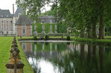 2008 - Visite du parc du château de Courances dans l'Essonne