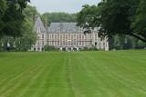 Visite du parc du château de Courances dans l'Essonne