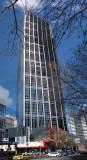 Elizabeth St Building Vertical Panorama