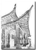 Temple Sketch