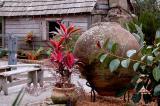 Giant clay pot