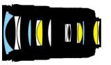 Lens Cross Section