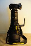 AF-S NIKKOR 400mm f/2.8G ED VR