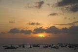 Sunset in Jimbaran