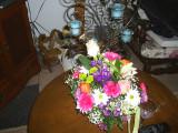 flowers at Linda Sues