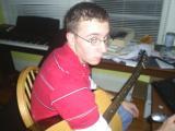 playin a tune,