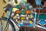 Old trishaw, Kota Bahru