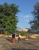 Morning exercises, Padang Merdeka
