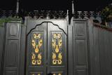 Palace gates, Kota Bahru