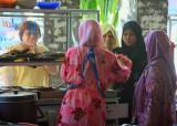 Breakfast, Kota Bahru food stall