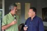 Mark and David