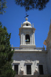Church at a miradouro