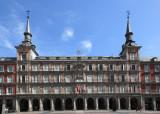 Real Casa de la Panaderia, Plaza Mayor