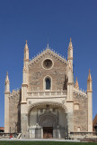 Church by Museo del Prado
