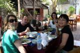 Alfesco Lunch at Indochina Restaurant