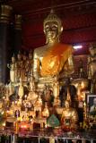 Buddha images, Wat May