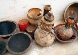 Berber pots and bowls
