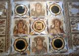 Roman mosaic, National Museum