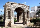 Marcus Aurelius Arch, the Medina