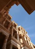 Corinthian columns, Theatre