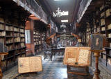 Library, Monastery of San Francisco,