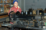 Seth and his 7-1/4 2-6-0