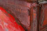 Rusty One Ton, Collingwood, Ontario