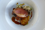 Roasted Wild Boar, Trius Winery at Hillebrand Restaurant, Niagara-On-The-Lake