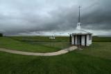 Rest Stop Near White Lake, South Dakota