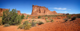 The Courthouse, Arches National Park, Moab, Utah
