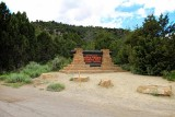 Entrance, Mesa Verde National Park, CO