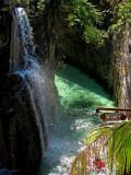 River Swim, Xcaret, Mexico