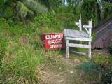 Unused Stand, Tulum, Mexico