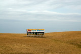 Wall Drug Sign, near Wall, South Dakota
