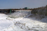Ice Bridge, Niagara Falls, Ontario