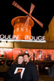 At Moulin Rouge