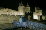 At The Carcassonne Castle