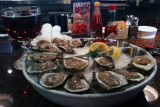 Oysters at Pappadeaux Seafood Kitchen