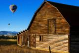 Steamboat Springs Barn