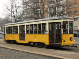 Trasporto Pubblico a Milano - Milan, Italy Public Transportation