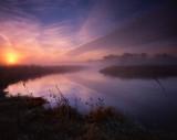 Glacial Park sunrise, McHenry Co
